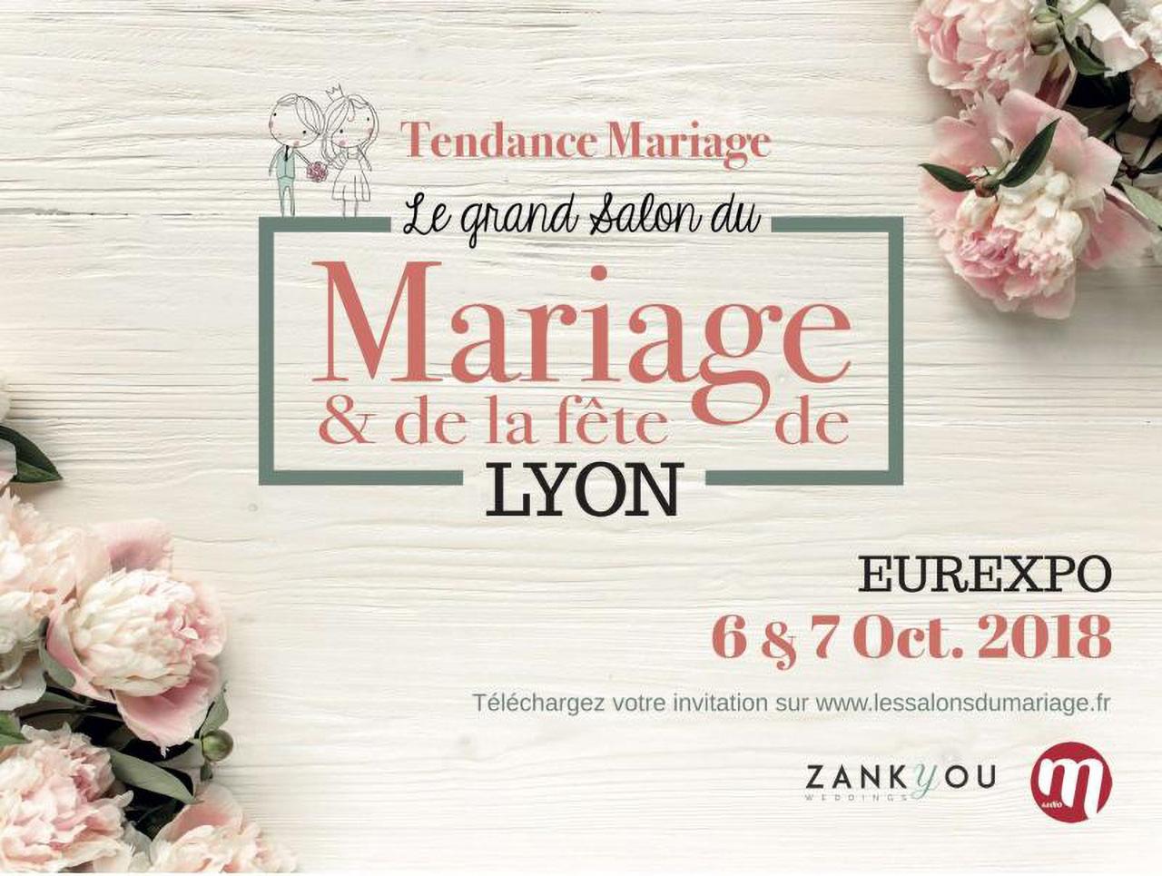 Salon du mariage de Lyon